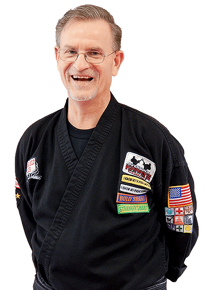 Dusty Everson, Master Instructor At Everson's Karate